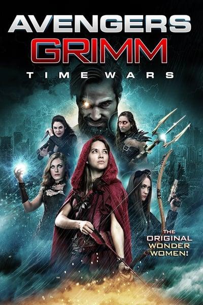 Las Vengadoras de Grimm: Tiempos de guerra (2018)