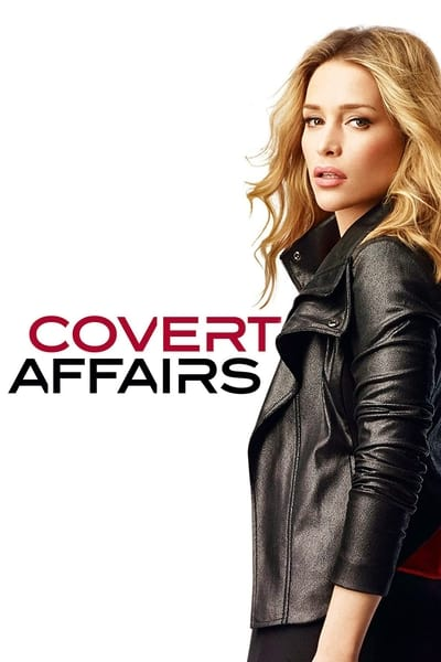 Covert Affairs TV Show Poster