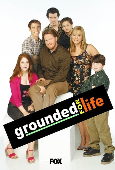 Grounded for Life TV Show Poster