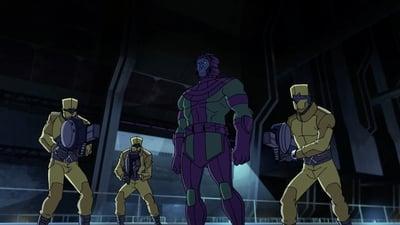 Команда «Мстители»: 3×12