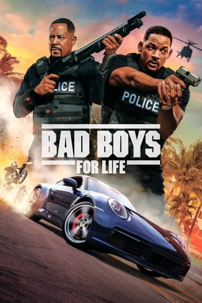 Bad Boys for Life 2020 WEB-DL 720p Dual Audio In Hindi