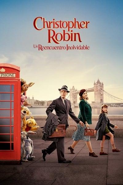 Christopher Robin: Un reencuentro inolvidable / Christopher Robin