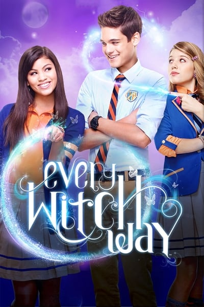 Every Witch Way TV Show Poster