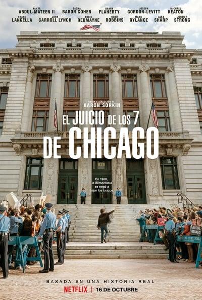 El juicio de los 7 de Chicago (The Trial of the Chicago 7)