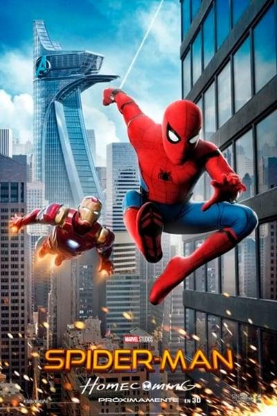Spider-Man: de regreso a casa (Spider-Man: Homecoming)  (2017)