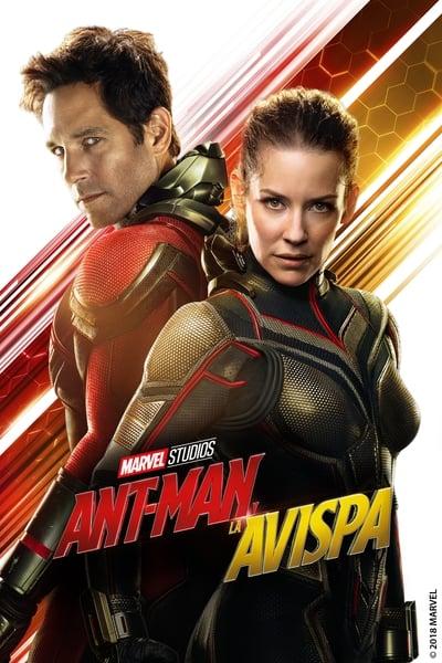 Ant-Man and The Wasp. El hombre hormiga y La avispa (Ant-Man y la Avispa)