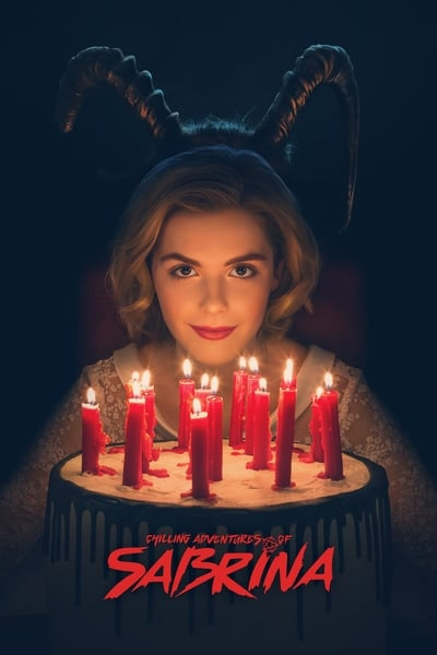 Chilling Adventures of Sabrina TV Show Poster