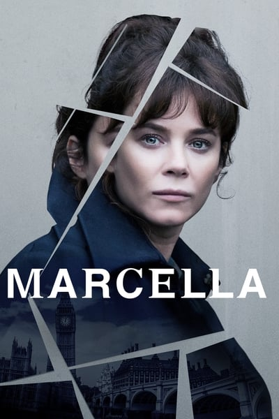 Marcella TV Show Poster