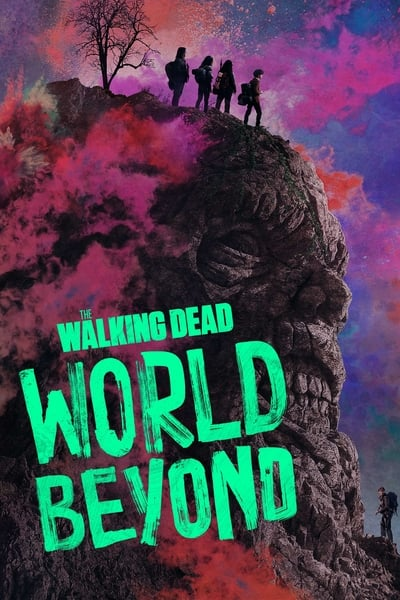 The Walking Dead: World Beyond TV Show Poster