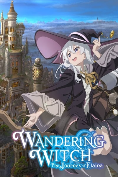 Wandering Witch: The Journey of Elaina TV Show Poster