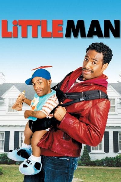Pequeño pero matón (Chiquito pero Peligroso) ( Little Man) (2006)