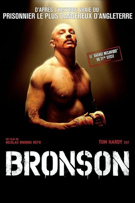 Regarder Bronson en Streaming