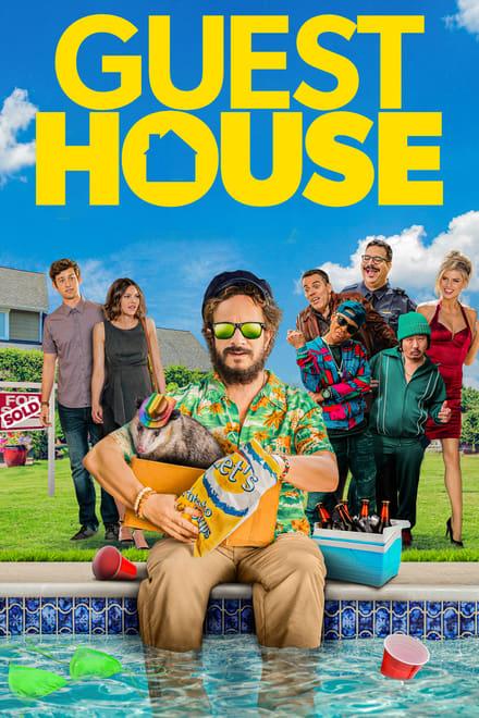 Baixar Filme A Casa De Hóspedes Torrent (2020) Dual Áudio 5.1 / Dublado WEB-DL 1080p FULL HD Download
