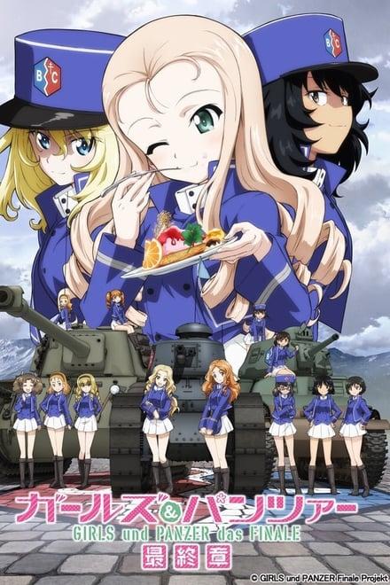 Girls und Panzer - Das Finale: Teil 2