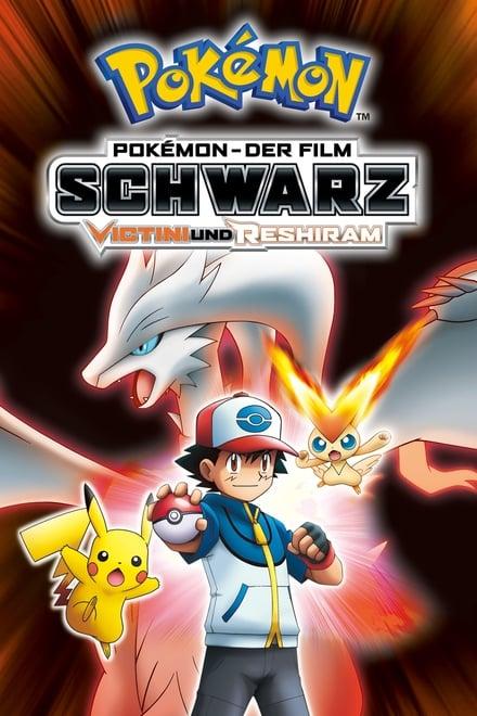 Pokémon 14: Schwarz - Victini und Reshiram