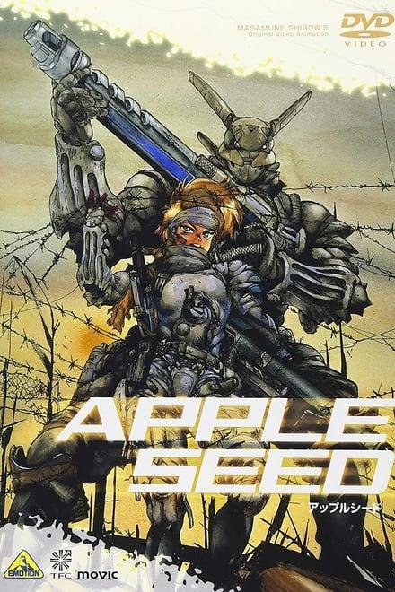 Appleseed - Kampf um die Freiheit