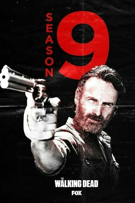Baixar The Walking Dead 9ª Temporada (2018) Dublado via Torrent