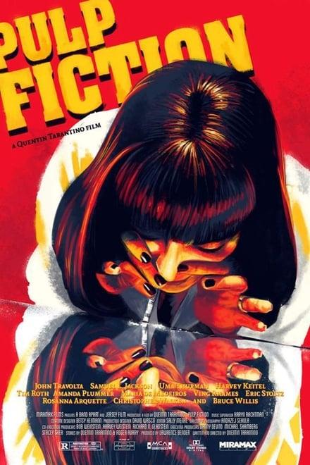 Pulp Fiction - Montage Chronologique