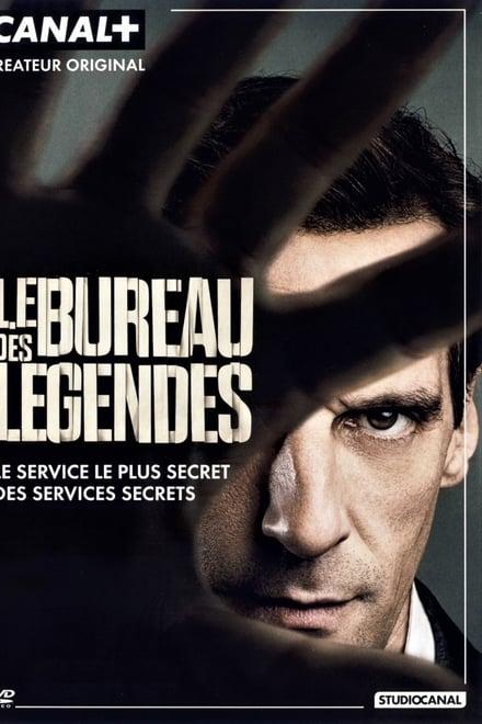 Le Bureau des légendes Saison 1