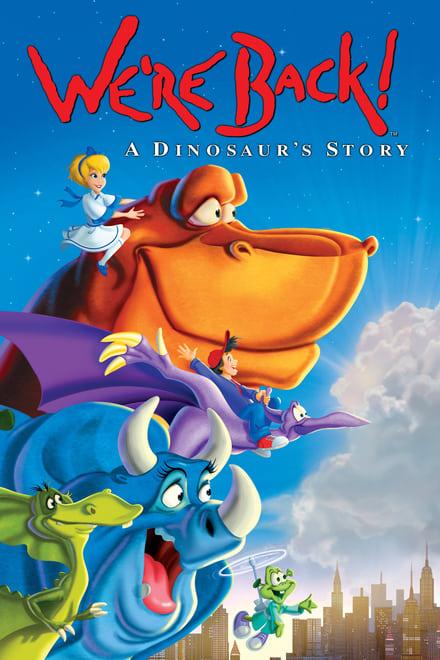 Les quatre dinosaures et le cirque magique streaming VF