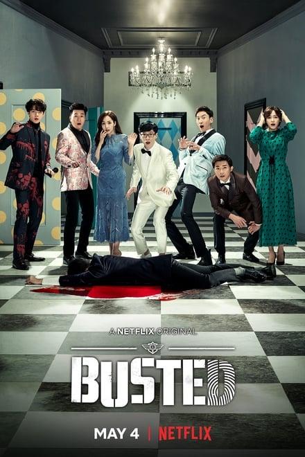 Busted! ตอนที่ 1-10 ซับไทย [จบ] | จับให้ได้ ไล่ให้ทัน! HD 1080p