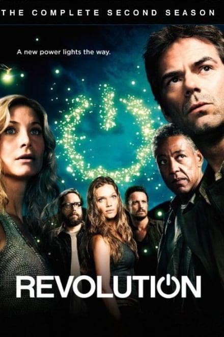 Revolution (2012) Saison 2