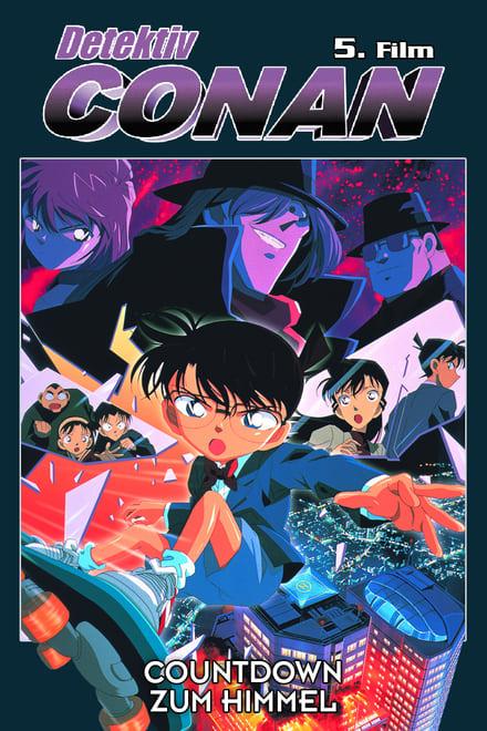 Detektiv Conan - Countdown zum Himmel
