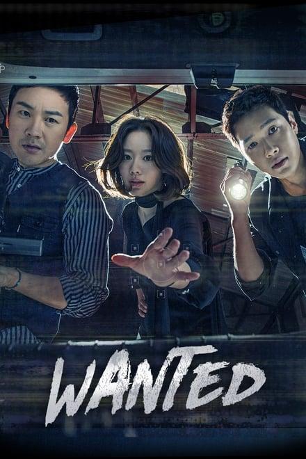 Wanted ตอนที่ 1-16 ซับไทย [จบ] HD 1080p
