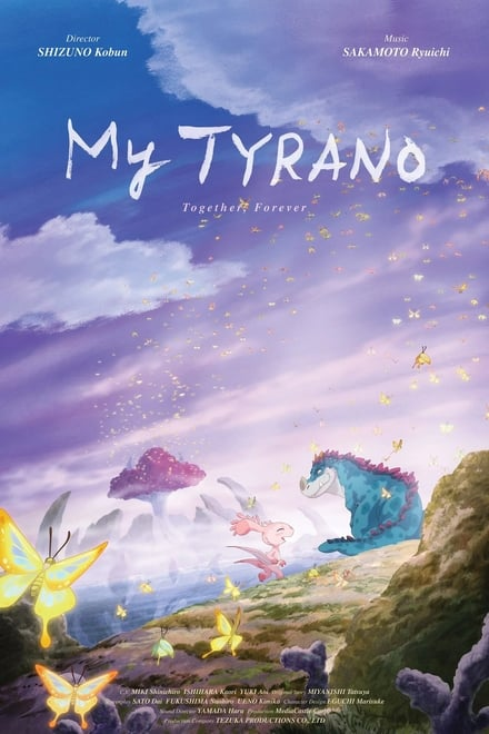 My Tyrano: Together, Forever