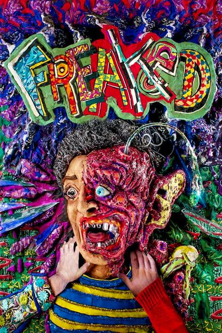 Freaks - Das ultimative Monster Grusel Kabinett