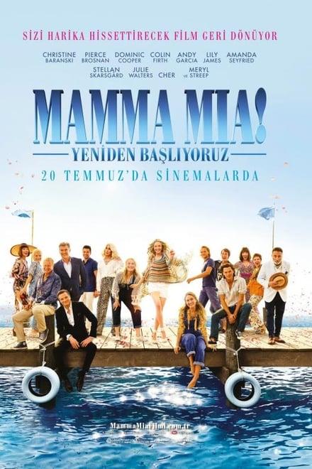Mamma Mia!: Yeniden Başlıyoruz (2018)