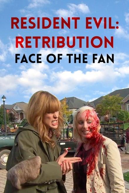 Resident Evil: Retribution - Face of the Fan