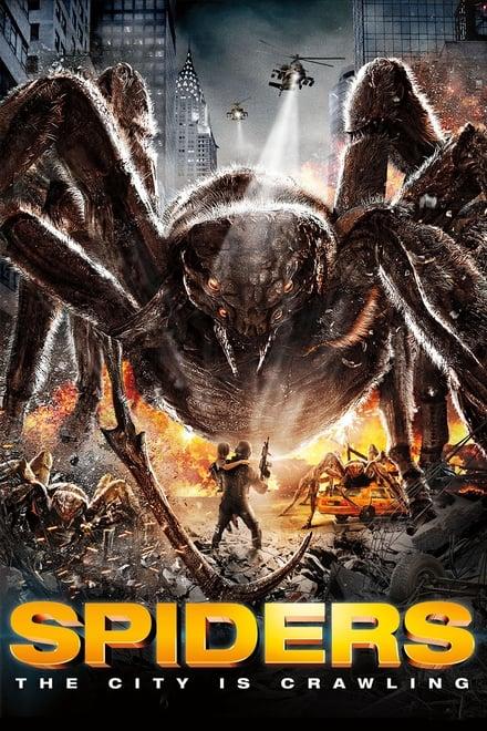Spider City – Stadt der Spinnen