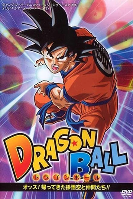 Dragonball Z Special: Hey! Son Goku und seine Freunde kehren zurück!!