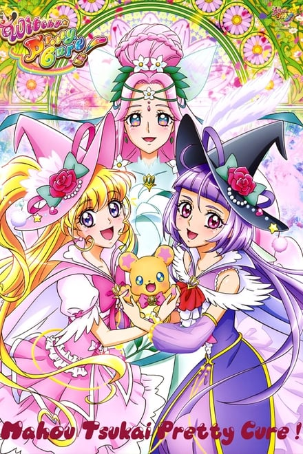 Pretty Cure Maho Girls