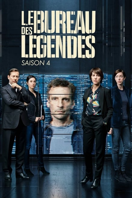 Le Bureau des légendes Saison 4