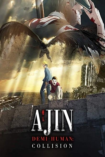 Ajin - Demi-Human: Collision
