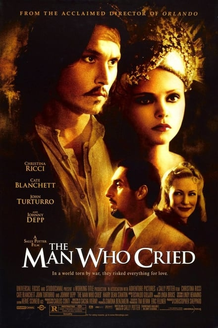 The Man Who Cried