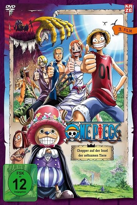 One Piece: Chopper auf der Insel der seltsamen Tiere