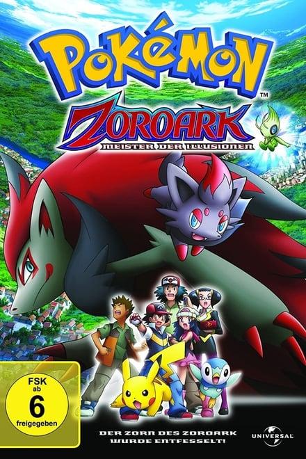 Pokémon 13: Zoroark - Meister der Illusionen