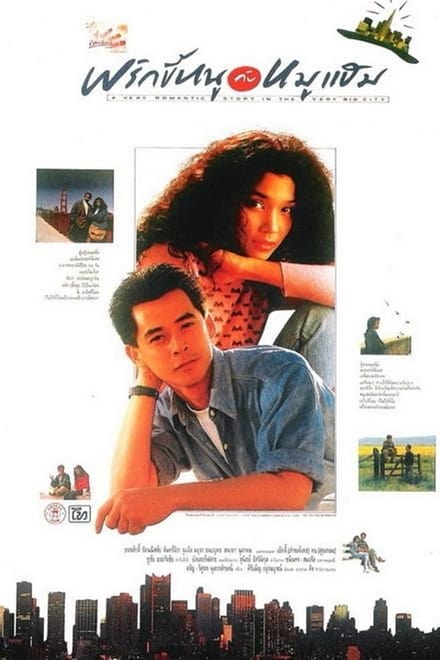 A Very Romantic Story in the Very Big City (1989) พริกขี้หนูกับหมูแฮม