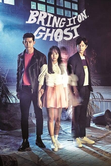 Let's Fight Ghost ตอนที่ 1-16 ซับไทย/พากย์ไทย [จบ] | วุ่นหัวใจ ยัยผีจอมป่วน HD 1080p