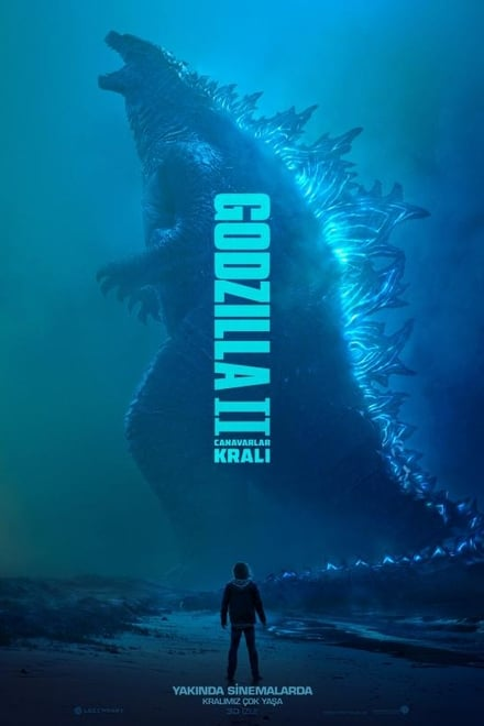 Godzilla II: Canavarlar Kralı (2019)
