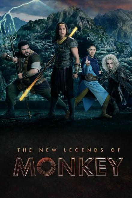 The New Legends of Monkey Season 01 ตอนที่ 1-10 ซับไทย [จบ] HD 1080p
