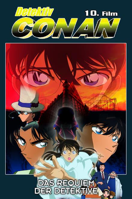 Detektiv Conan - Das Requiem der Detektive