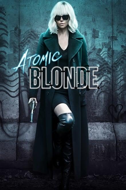 Atomic Blonde (2017) บลอนด์สวยกระจุย