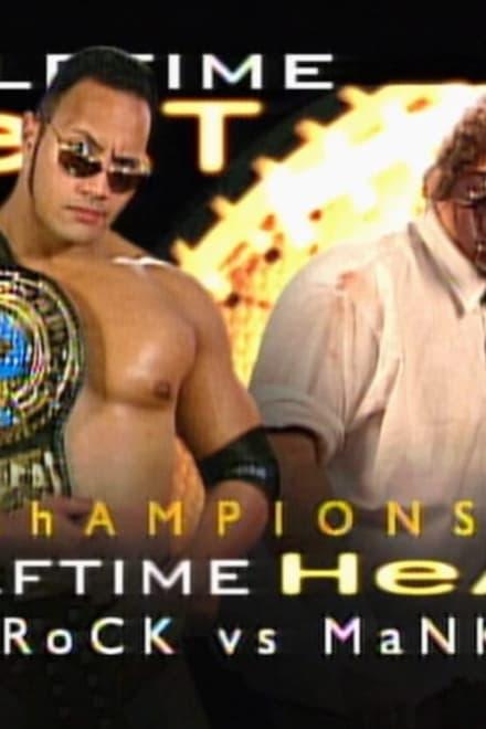 WWE Halftime Heat
