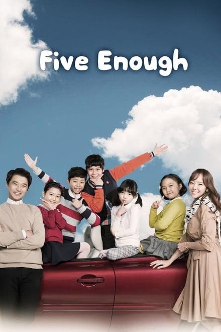 Five Enough ตอนที่ 1-54 ซับไทย [จบ] HD 1080p