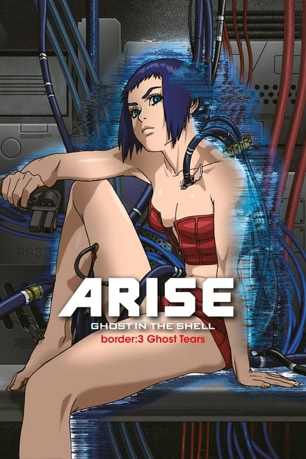 Ghost in the Shell Arise - Border 3: Ghost Tears