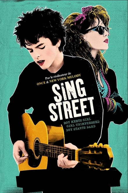 Sing Street Stream German